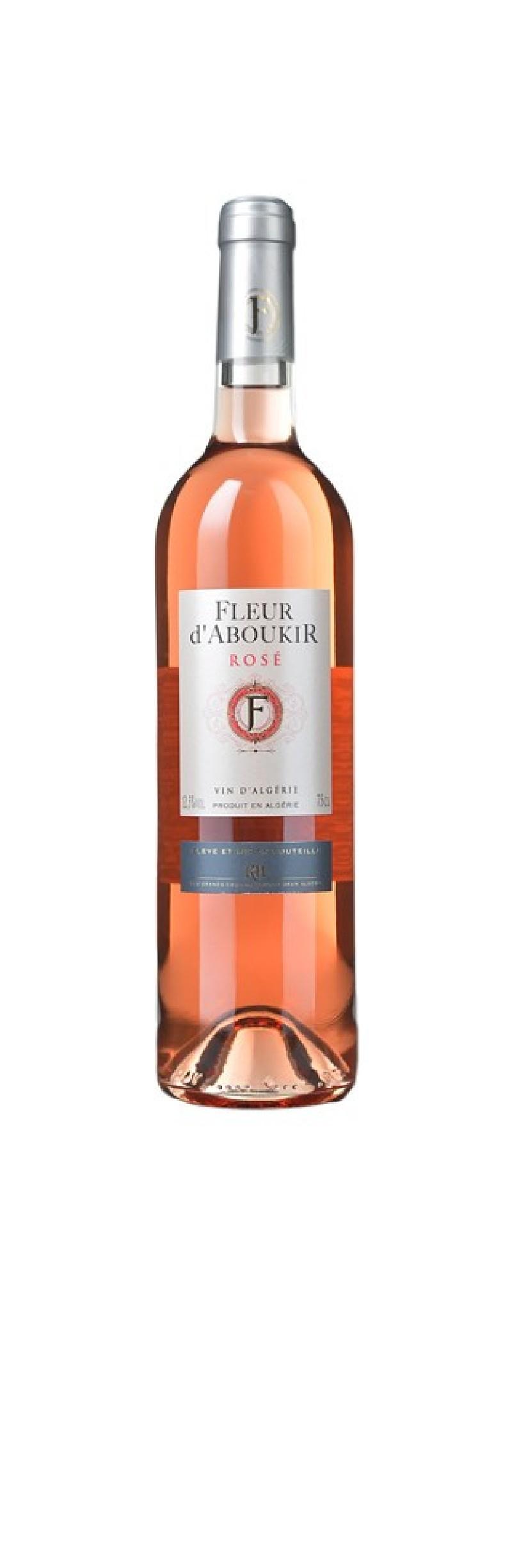 flower of aboukir - algerian wine