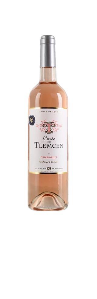 CUVÉE DE TLEMCEN rosé